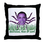 Irrational Fear of Hope Throw Pillow
