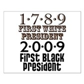 Presidential Firsts: 1789-2009 Small Poster