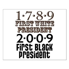 US Firsts: 1789-2009 Small Poster
