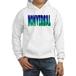 nonverbal Hooded Sweatshirt