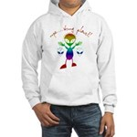Wrong Planet Alien Hooded Sweatshirt