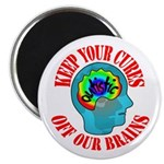 Keep Your Cures 2.25&quot; Magnet (100 pack)