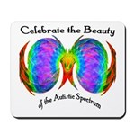 Celebrate Autistic Spectrum Mousepad