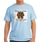 This is a Cat Light T-Shirt
