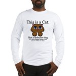 This is a Cat Long Sleeve T-Shirt