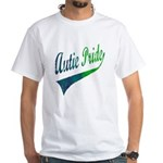 Autie Pride White T-Shirt