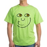Eye Contact Green T-Shirt