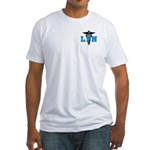 LPN Symbol Fitted T-Shirt