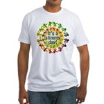 Stimmy Day Fitted T-Shirt