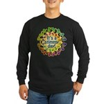 Stimmy Day Long Sleeve Dark T-Shirt