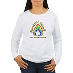 Autistic Pride Women's Long Sleeve T-Shirt