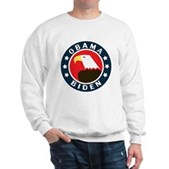 Obama-Biden Eagle Sweatshirt