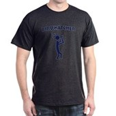 Kokopelli Birdwatcher Dark T-Shirt