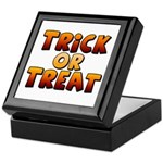 Trick or Treat Keepsake Box
