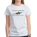 I love my guardsman Women's T-Shirt