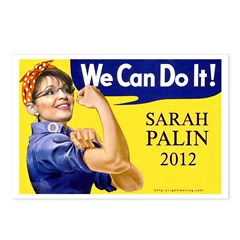 We Can Do It in 2012 Postcards (Package of 8)