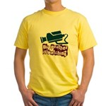 Big Brother Is Watching Yellow T-Shirt