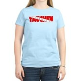 Tauchen German Scuba Flag Women's Light T-Shirt