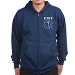 EMT Zip Hooded Sweat Shirts