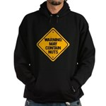 May Contain Nuts! Hoodie (dark)