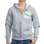 Bad Witch Women's Zip Hoodie