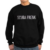 Scuba Freak Sweatshirt (dark)