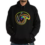 Cure Ignorance (Rainbow) Hoodie (dark)