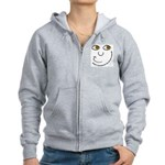 Eye Contact Women's Zip Hoodie