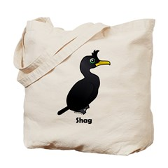 Birdorable Shag Tote Bag