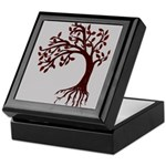 Autumn Wind Keepsake Box