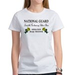 National Guard Soldier is Brave Women's T-Shirt