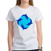 Dolphin Ring Women's T-Shirt