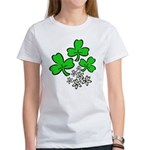 Irish Shamrocks Women's T-Shirt