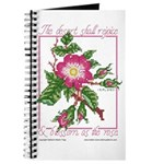 Desert Rose Journal