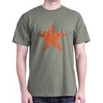 Rusty Star Dark T-Shirt