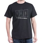 The System...Is Down Black T-Shirt