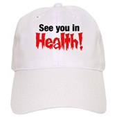 See You In Health! Cap