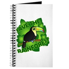Save the Rainforest Journal