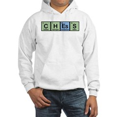 Chess made of Elements Hooded Sweatshirt