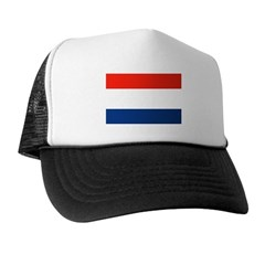 NL Dutch Flag Trucker Hat