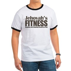 Jehovah's Fitness Ringer T