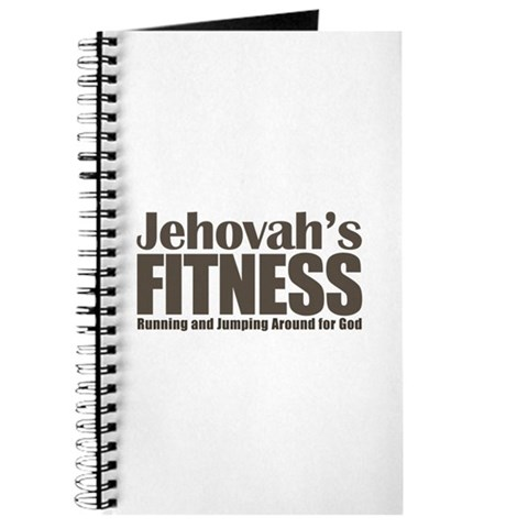 Jehovah's Fitness Journal