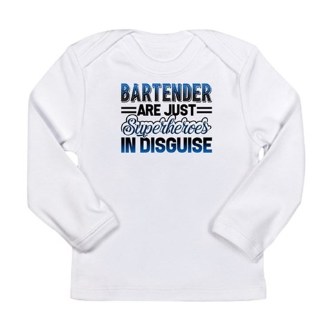 Bartender Long Sleeve T-Shirt