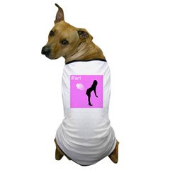 iFart Funny Spoof Dog T-Shirt