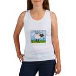 Spring Sheep Women's Tank Top