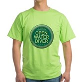 Certified OWD Green T-Shirt