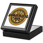 Astrological Sign Keepsake Box
