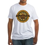 Astrological Sign Fitted T-Shirt
