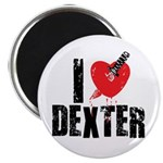 I Heart Dexter *Showtime* Magnet