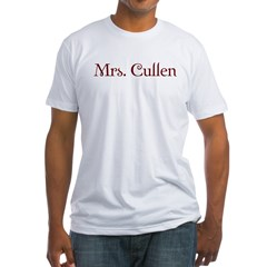 Mrs. Cullen Fitted T-Shirt